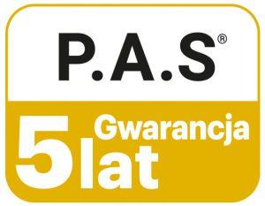 PAS gwarancja