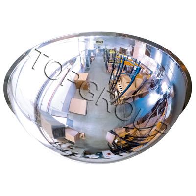 lustra przemysłowe półkuliste-akrylowe