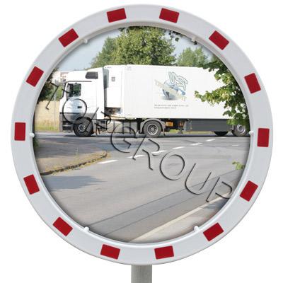 lustro akrylowe drogowe