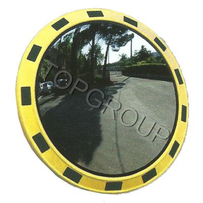 Lustro Przemysłowe akrylowe okrągłe